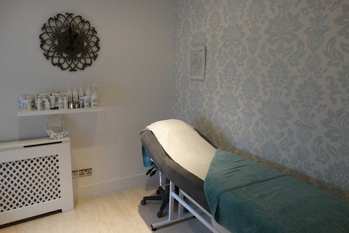 Serenity treatment room