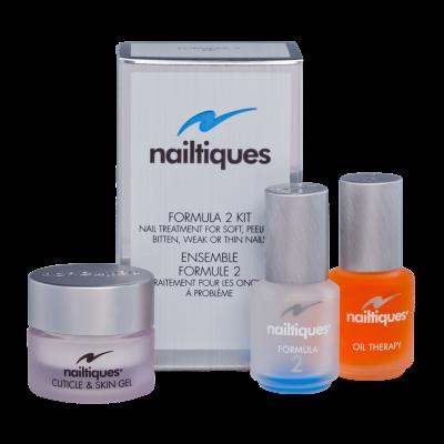 Nailtiques Formula 2 Kit